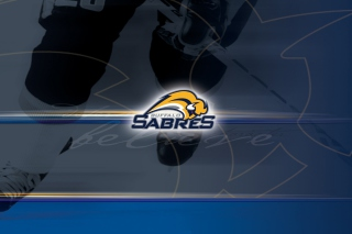 Buffalo Sabres - Obrázkek zdarma pro Samsung Galaxy Tab 4 8.0