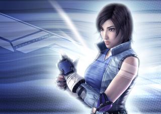 Asuka Kazama Tekken - Obrázkek zdarma pro Android 480x800