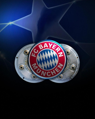 FC Bayern Munchen - Obrázkek zdarma pro iPhone 6 Plus