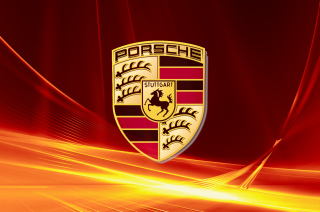 Porsche Logo Picture for Android, iPhone and iPad