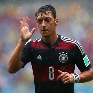 Mesut Ozil from Bundesliga - Obrázkek zdarma pro 208x208