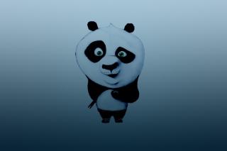 Kung Fu Panda - Obrázkek zdarma pro Nokia Asha 201