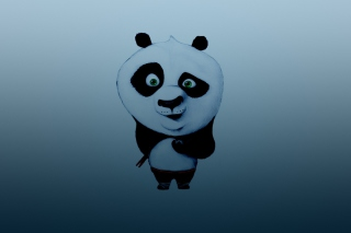 Kung Fu Panda - Obrázkek zdarma pro Samsung Galaxy Ace 3