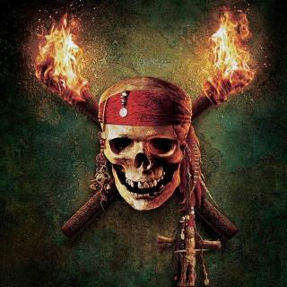 Pirates Of The Caribbean - Obrázkek zdarma pro iPad 2