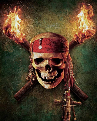 Pirates Of The Caribbean - Obrázkek zdarma pro Nokia Lumia 920