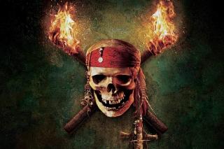 Pirates Of The Caribbean - Obrázkek zdarma pro 480x320