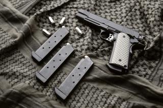 Colt Automatic Pistol M1911 - Obrázkek zdarma pro Nokia C3