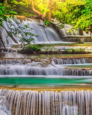 Waterfall - Obrázkek zdarma pro Nokia C1-02