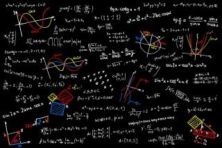 Math Equations - Fondos de pantalla gratis para LG E400 Optimus L3