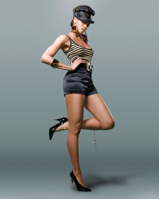 Ciara Celebrity Gossip - Obrázkek zdarma pro Nokia C2-03