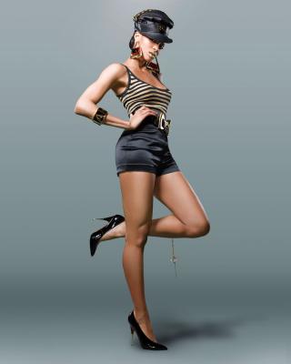 Ciara Celebrity Gossip - Obrázkek zdarma pro Nokia 206 Asha