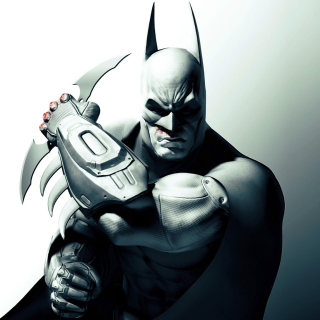 Batman arkham city - Obrázkek zdarma pro iPad 2