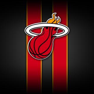 Miami Heat - Obrázkek zdarma pro 128x128