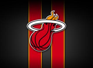 Miami Heat - Obrázkek zdarma pro Fullscreen 1152x864