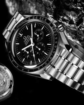 OMEGA Speedmaster Professional Moonwatch - Obrázkek zdarma pro iPhone 5