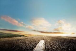 Картинка On The Road для андроид