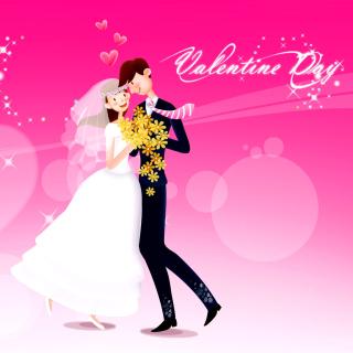 Valentine Day - Obrázkek zdarma pro iPad 2