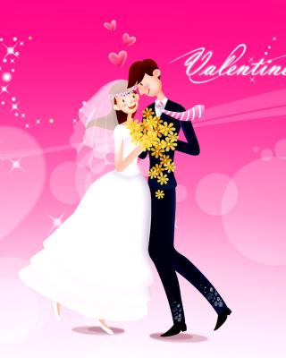 Valentine Day - Obrázkek zdarma pro Nokia C2-02