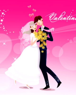Valentine Day - Obrázkek zdarma pro Nokia Asha 503