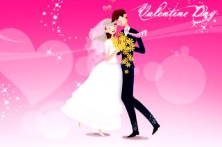 Valentine Day - Obrázkek zdarma pro HTC Desire HD