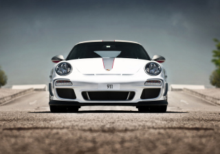 Porsche 911 Background for Android, iPhone and iPad