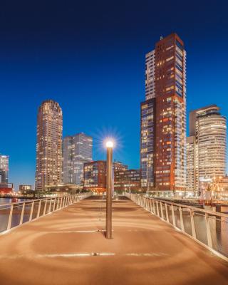 Rotterdam - Obrázkek zdarma pro 320x480