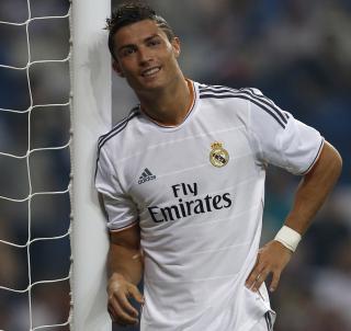 Cristiano Ronaldo - Obrázkek zdarma pro iPad 3