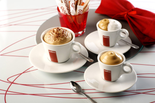Free Lavazza Espresso Coffee Picture for Android, iPhone and iPad