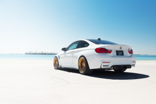Free BMW M4 Grand Tourer Picture for Android, iPhone and iPad
