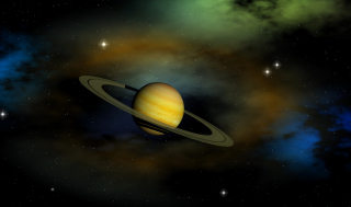Saturn - Obrázkek zdarma pro Fullscreen Desktop 1400x1050