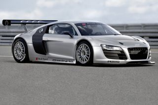 Audi R8 GT3 Background for Android, iPhone and iPad