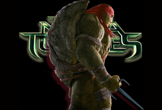 Free TMNT 2014 - Raphael Picture for Android, iPhone and iPad