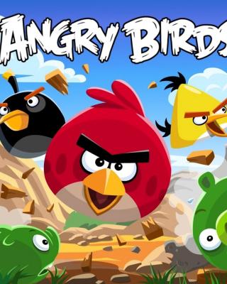 Angry Birds Rovio Adventure - Obrázkek zdarma pro 352x416