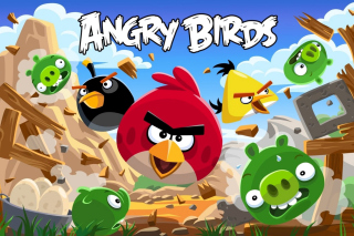 Angry Birds Rovio Adventure Picture for Android, iPhone and iPad