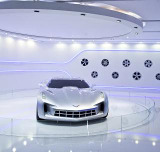 Chevrolet - Obrázkek zdarma pro iPad