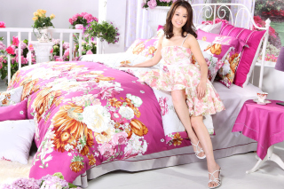 Girls Bedroom Wallpaper for Android, iPhone and iPad