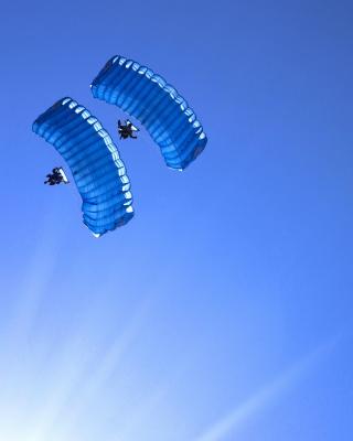 Extreme glider low pass - Obrázkek zdarma pro 768x1280