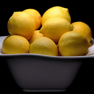 Lemons - Obrázkek zdarma pro 128x128