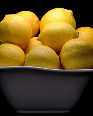 Lemons - Obrázkek zdarma pro iPhone 4S