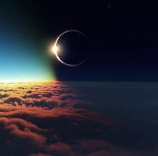 Eclipse - Obrázkek zdarma pro iPad 3