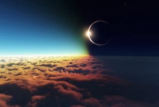 Eclipse - Obrázkek zdarma pro Samsung Galaxy S6