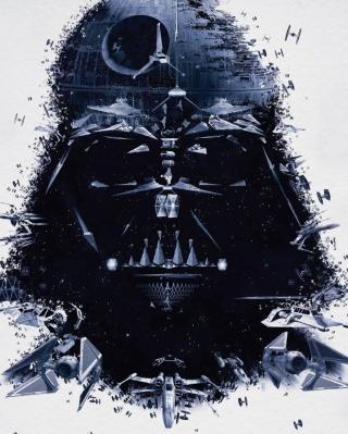 Darth Vader - Obrázkek zdarma pro Nokia Asha 309