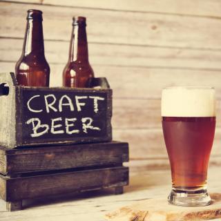 Craft Beer - Obrázkek zdarma pro 320x320