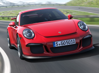 Porsche 911 GT3 Wallpaper for Android, iPhone and iPad