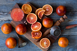 Free Grapefruit and Juice Picture for Android, iPhone and iPad