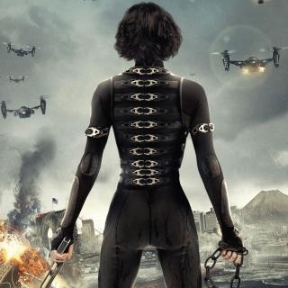 Alice In Resident Evil 5 Retribution - Obrázkek zdarma pro 320x320