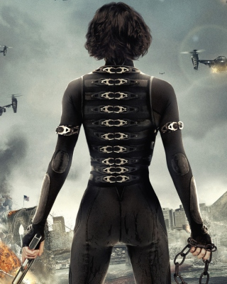 Alice In Resident Evil 5 Retribution - Obrázkek zdarma pro Nokia Lumia 720