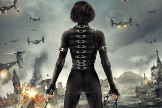 Alice In Resident Evil 5 Retribution - Obrázkek zdarma pro Widescreen Desktop PC 1920x1080 Full HD