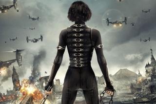 Alice In Resident Evil 5 Retribution - Obrázkek zdarma pro 640x480