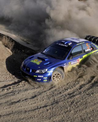 Subaru - Obrázkek zdarma pro Nokia X7
